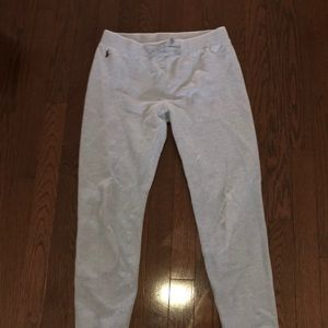 Ralph Lauren light blue jogger pants